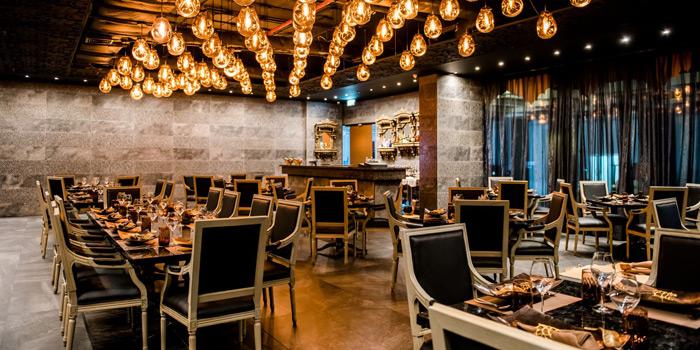 Dining Area of Benares Modern Indian Cuisine at 18 Soi Sukhumvit 13, Khwaeng Khlong Toei Nuea, Khet Watthana, Bangkok