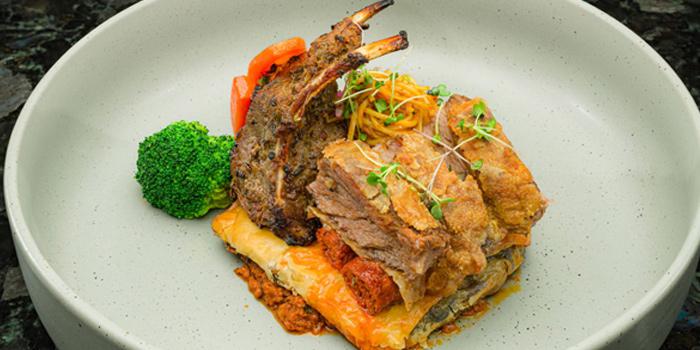 Nawabi Gosht Dawat from Benares Modern Indian Cuisine at 18 Soi Sukhumvit 13, Khwaeng Khlong Toei Nuea, Khet Watthana, Bangkok