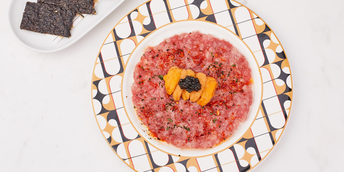 Special Dishes from BRITANNICA Brasserie at 1st Floor Gaysorn Village, 999 Phloen Chit Rd, Pathum Wan District, Bangkok