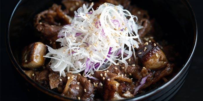 Wagyu Foie Grass Donburi
