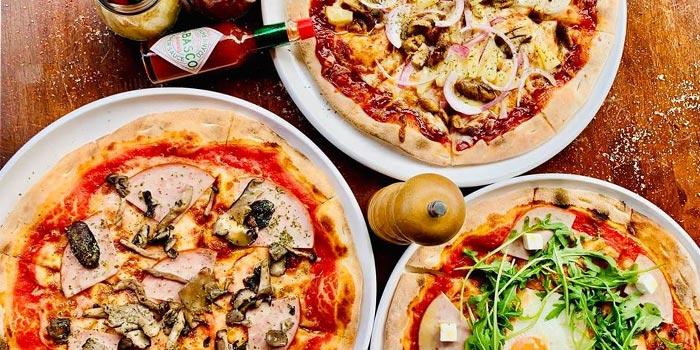 Thin Crust Pizza  from Pietro Ristorante Italiano at Seletar Hills in Seletar, Singapore