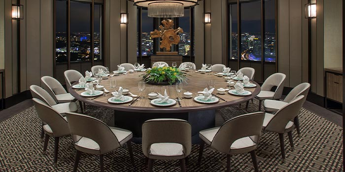 Private Room from Si Chuan Dou Hua (UOB Plaza) in Raffles Place, Singapore