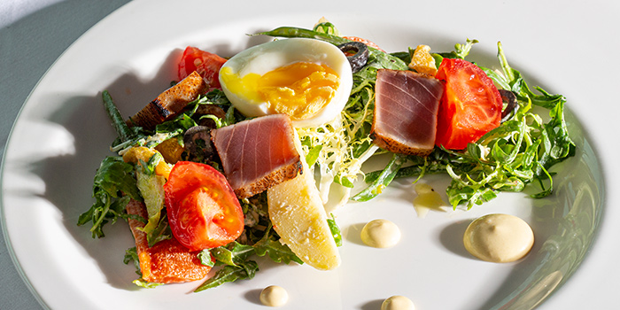 Salad Niçoise from Amber West in Choa Chu Kang, Singapore