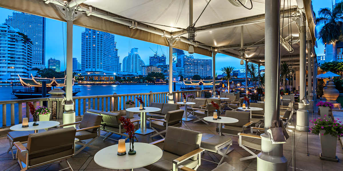 River Café & Terrace @ The Peninsula Bangkok