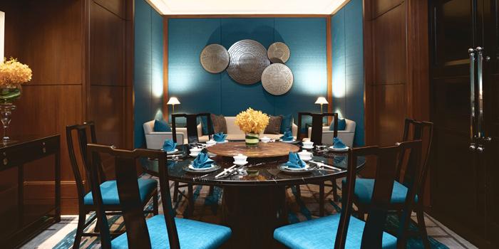 VIP of Man Ho Chinese Restaurant at JW Marriott Hotel Bangkok (2nd Floor) 4 SukhumvitSoi 2, Sukhumvit Rd Bangkok