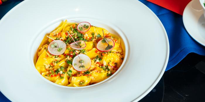 Wonton Dishes from Man Ho Chinese Restaurant at JW Marriott Hotel Bangkok (2nd Floor) 4 SukhumvitSoi 2, Sukhumvit Rd Bangkok