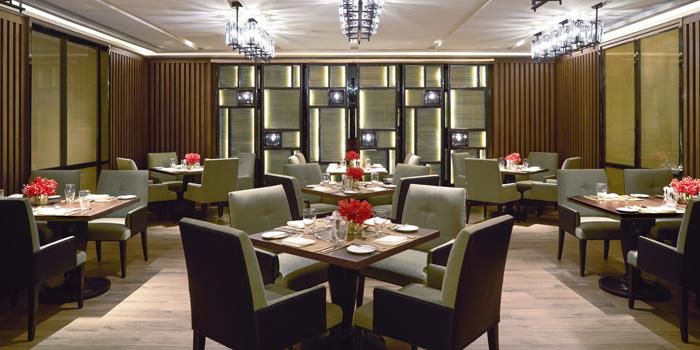 Dining Area of  JW Cafe at JW Marriott Hotel Bangkok (1st Floor) 4 SukhumvitSoi 2, Sukhumvit Rd Bangkok