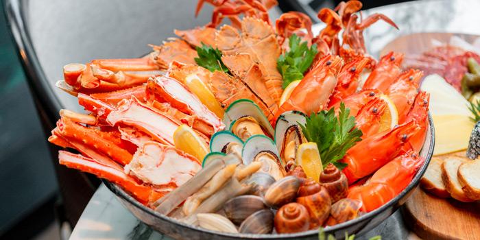 Seafood Dishes from JW Cafe at JW Marriott Hotel Bangkok (1st Floor) 4 SukhumvitSoi 2, Sukhumvit Rd Bangkok