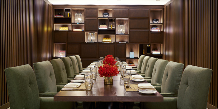 VIP room of JW Cafe at JW Marriott Hotel Bangkok (1st Floor) 4 SukhumvitSoi 2, Sukhumvit Rd Bangkok