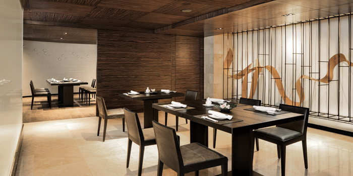 Dining Area from Tsu Japanese Restaurant at JW Marriott Hotel Bangkok (LL Floor) 4 Sukhumvit Soi 2, Sukhumvit Rd Bangkok