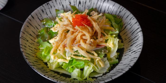Salad Dishes from Tsu Japanese Restaurant at JW Marriott Hotel Bangkok (LL Floor) 4 Sukhumvit Soi 2, Sukhumvit Rd Bangkok