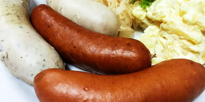Mix Sausage  from Brauhaus Restaurant & Pub in Novena, Singapore