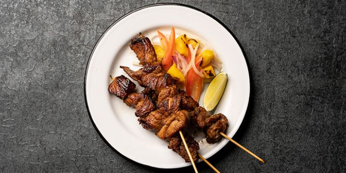 Skewers from Chimi