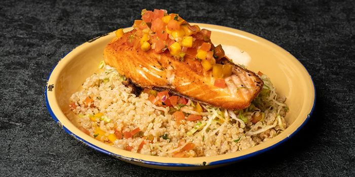 Salmon Bowl from Chimi