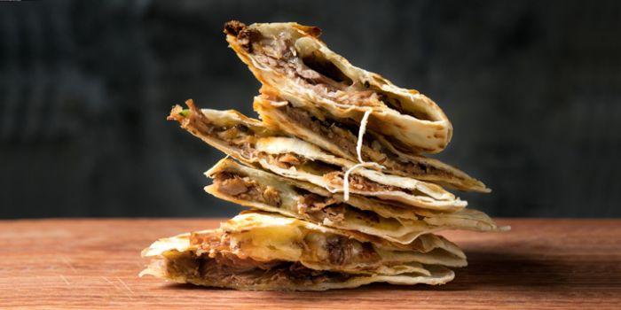 Quesadilla from Chimi