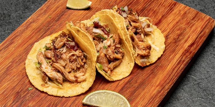 Tacos from Chimi