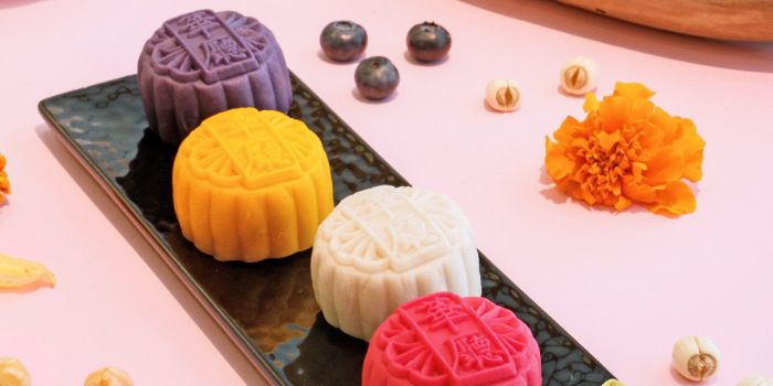 Assorted Snowskin Mooncakes from Hua Ting at Orchard Hotel Singapore in Orchard, Singapore
