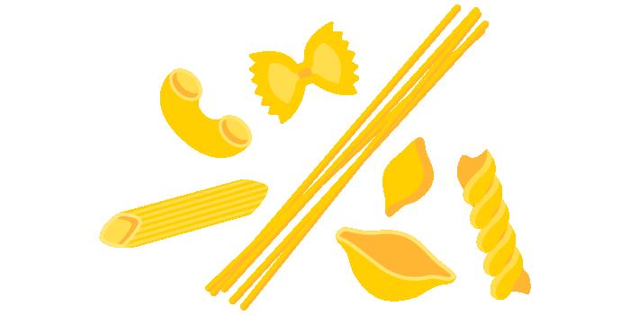 Pasta Fact 1