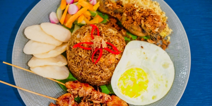 Nasi Goreng at Fresto Asia (Jambuluwuk Thamrin Hotel)
