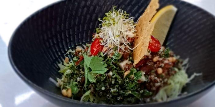 Healthy Quinoa Salad from Camden Hill Restaurant & Bar  in Bukit Timah, Singapore