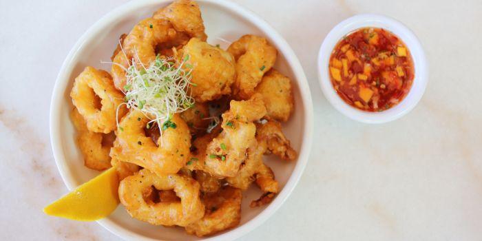 Deep Fried Calamari from Camden Hill Restaurant & Bar  in Bukit Timah, Singapore