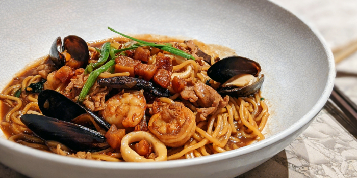 Kin Hokkien Mee from Kin at Straits Clan in Outram, Singapore