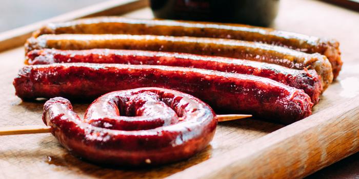 Sausages Platter, El Gaucho Bar & Grill (Wyndham Street), Central, Hong Kong