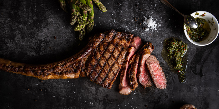 Tomahawk Steak, El Gaucho Bar & Grill (Wyndham Street), Central, Hong Kong
