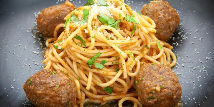 Spaghetti Meatball from D