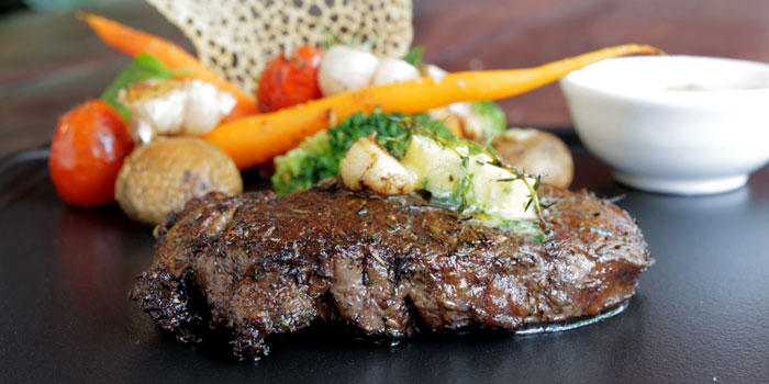 Special Steak at Cutt & Grill (Senopati)