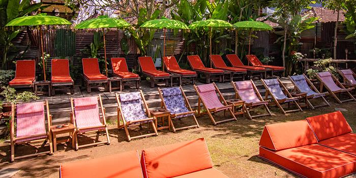 Interior at Folk Pool & Gardens, Ubud