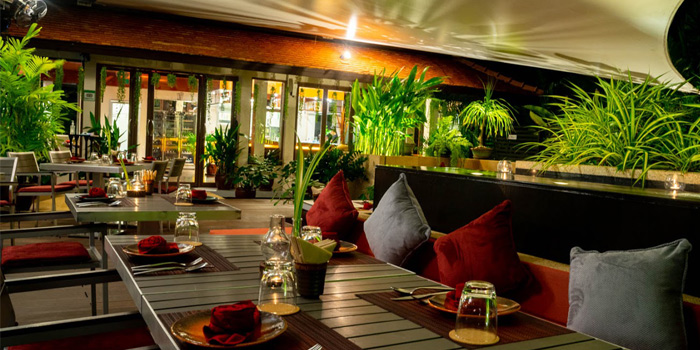Atmosphere of Issara in Phuket, Thailand