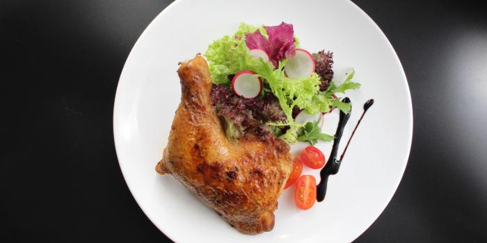 Roasted Chicken Leg from Takada Grill & Bar in Tanjong Pagar, Singapore