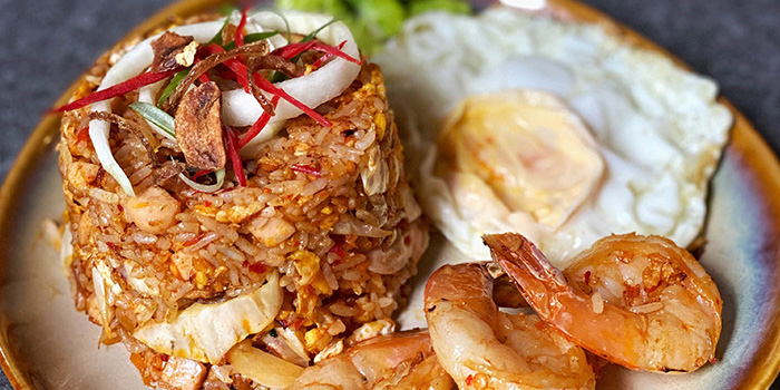 Sambal Fried Rice from Quentin