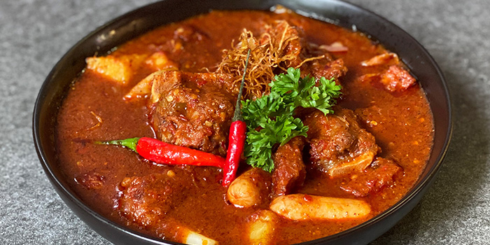 Oxtail Curry Debal from Quentin