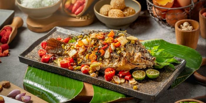 Nusantara Night Market 3 at NSNTR (Mercure Jakarta Pantai Indah Kapuk)