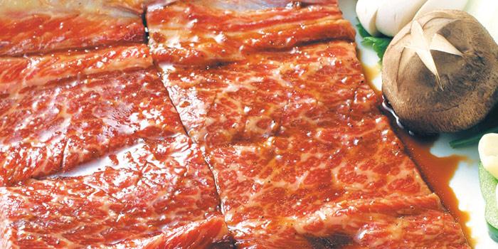 BBQ Wahng Gahlbi, Arirang Korean Restaurant, Wan Chai, Hong Kong