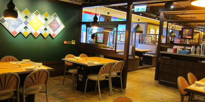 Tables, Arirang Korean Restaurant, Wan Chai, Hong Kong