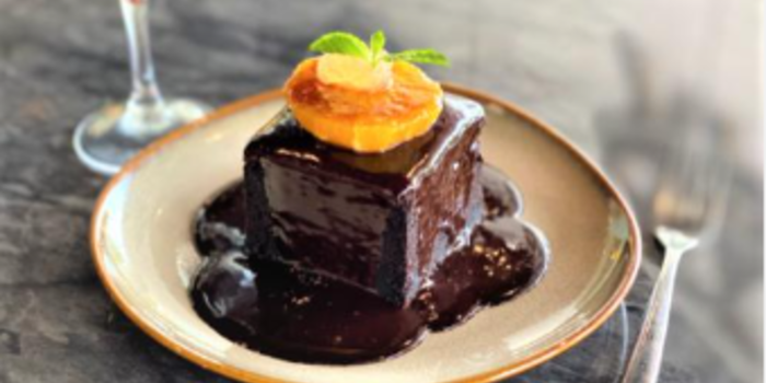 Chocolate Moist Cake from Hair of the Dog in Dhoby Ghaut, Singapore