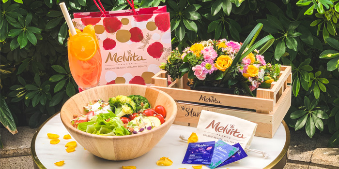 Healthy Lunch Menu with Melvita, Prompt, Cyberport, Hong Kong