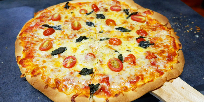 Selection of Pizza from Blue Boar Pub & Restaurant at 21/3 Sukhumvit Soi 18, Khlong Toei, Khlong Toei, Bangkok