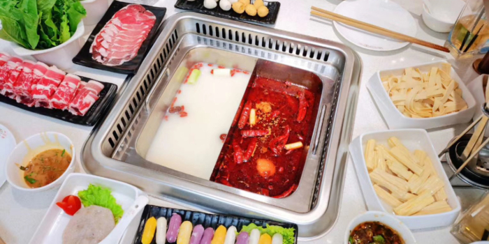 Hotpot 2 from Taikoo Lane Hotpot 太古里火锅 in Chinatown, Singapore