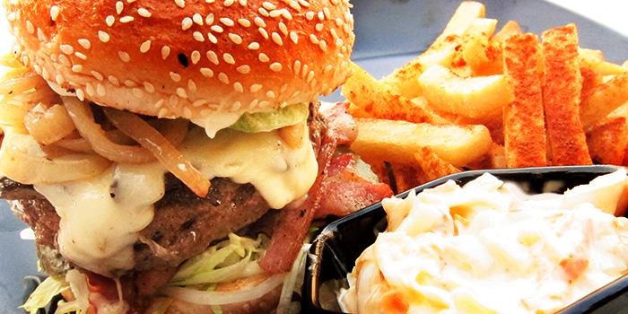 Western Burger from Bar Bar Black Sheep (Bukit Timah) in Bukit Timah, Singapore