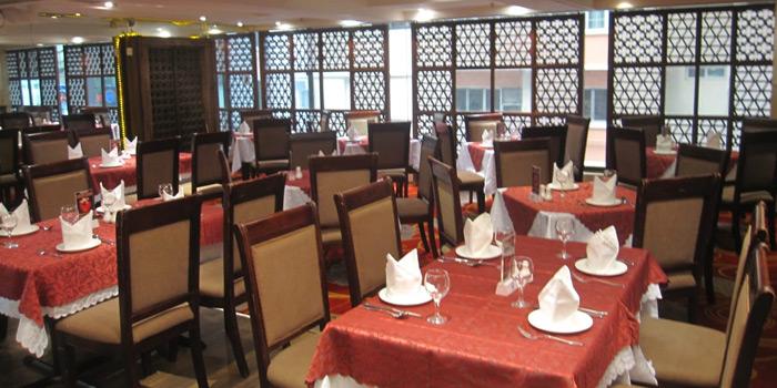 Dining Area, Tandoori Nights, Tsim Sha Tsui, Hong Kong