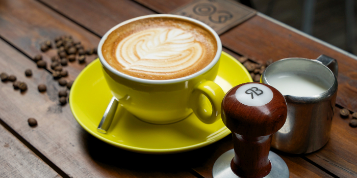 Oriole Coffee from Oriole Coffee + Bar at Pan Pacific Serviced Suites in Orchard, Singapore