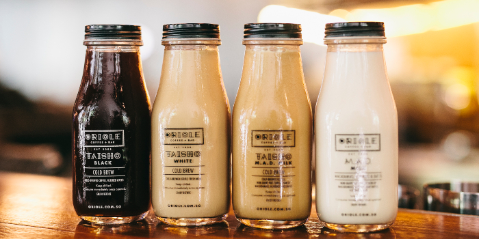 Taisho Coffee from Oriole Coffee + Bar at Pan Pacific Serviced Suites in Orchard, Singapore