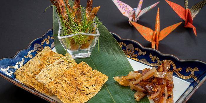 San Ten Moria from Jin Fine Dining in Telok Ayer, Singapore