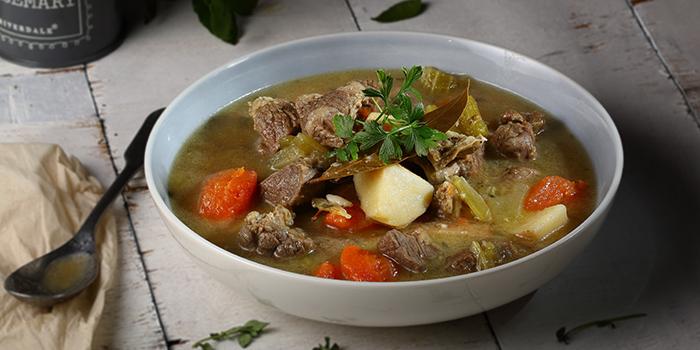 Irish Lamb Stew from Duckland (Resorts World Sentosa) at Resorts World Sentosa in Sentosa, Singapore
