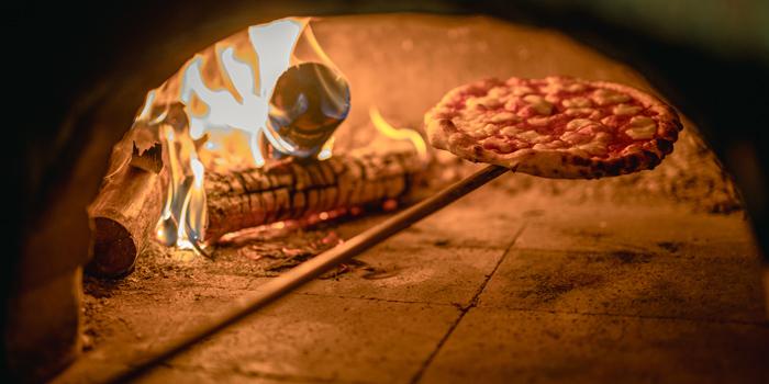 Wood Fired Pizza from Salvia at 494 Ratchadamri Road, Lumphini, Pathum Wan, Bangkok,