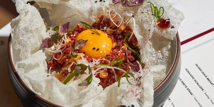 Main Dishes from Caper by Dan Bark at 225 Pridi Banomyong 25, Khlong Tan Nuea, Wattana Bangkok